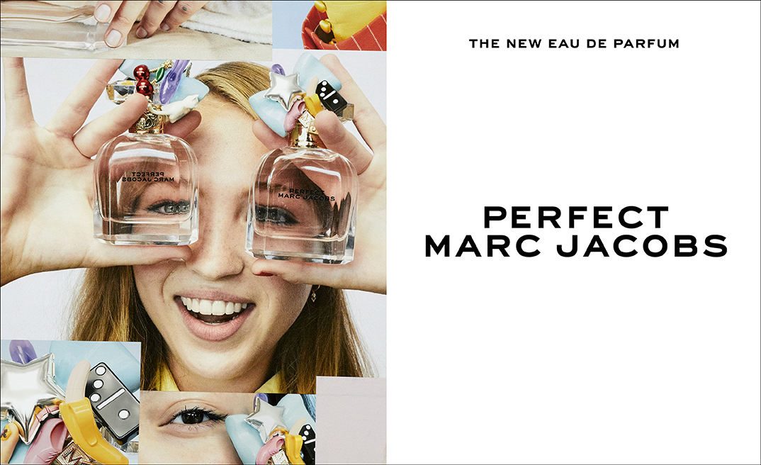 Marc Jacobs perfume Perfect