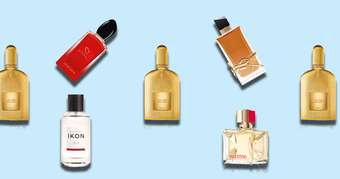 best winter perfumes