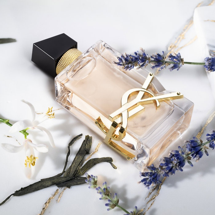 Try YSL Libre Eau De Toilette with scentaddict perfume subscription at The Fragrance Shop