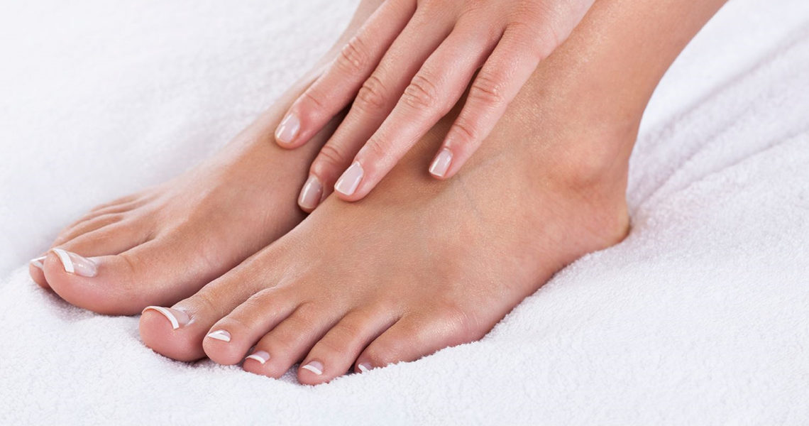 Treat Your Feet For National Feet Week