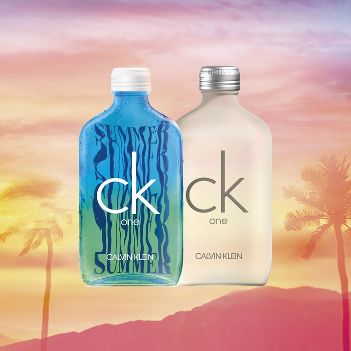 The new Calvin Klein CK One Summer for 2021
