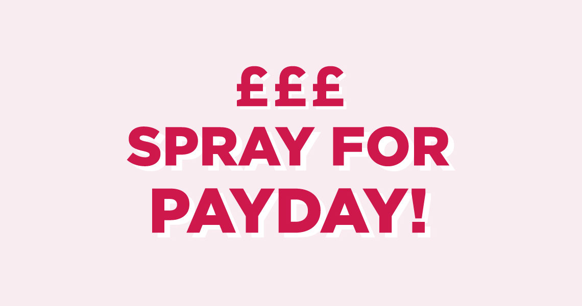 Shop perfume payday picks from Paco Rabanne, Missguided and more at The Fragrance Shop