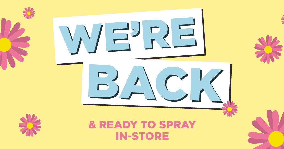 The Fragrance Shop is reopening stores in England and Wales on Monday 12th April