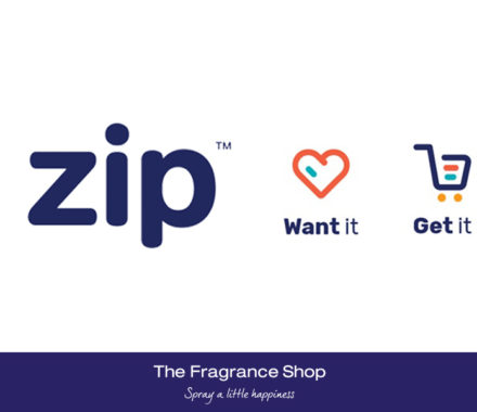 Pay with Zip at The Fragrance Shop now