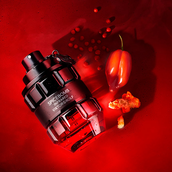 Shop the new Viktor&Rolf Spicebomb Infrared from The Fragrance Shop