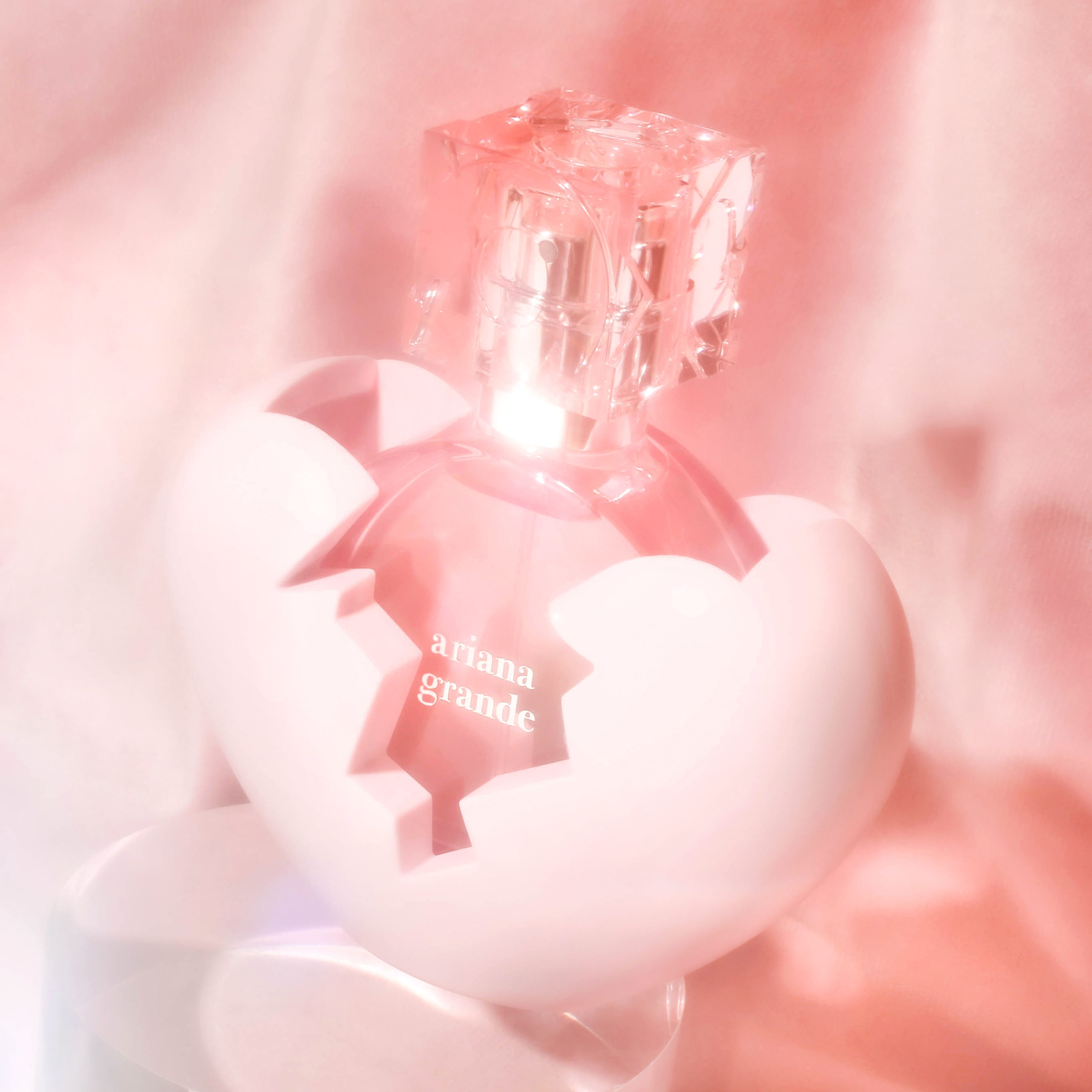 Win an Ariana Grande umbrella and perfume bundle from The Fragrance Shop