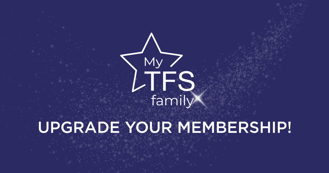Join My TFS and upgrade to a family membership to get discount codes on fragrance and beauty all year long