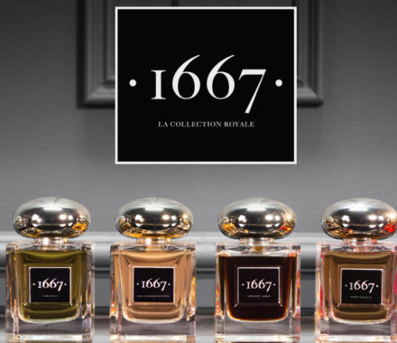 Shop 1667 La Collection Royale exclusively at The Fragrance Shop