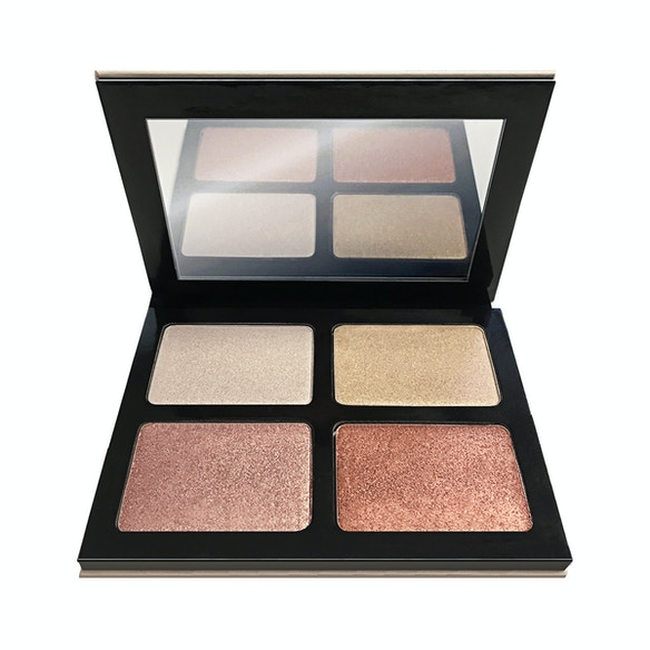 Shop Lord & Berry Go on the Glow Highlighter Palette from Beauty at The Fragrance Shop