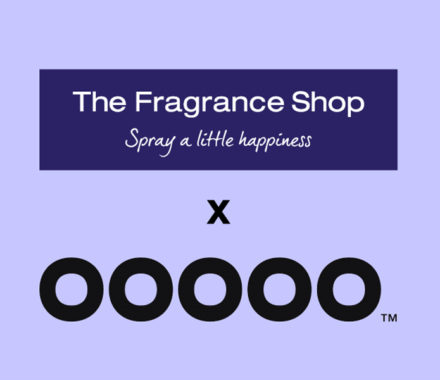 Shop with The Fragrance Shop live on the OOOOO shopping app on Friday 21st May at 5pm