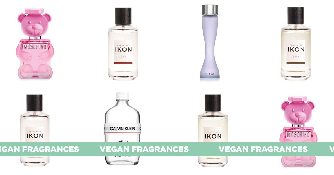 Shop the best vegan fragrances including Moschino and Calvin Klein at The Fragrance Shop