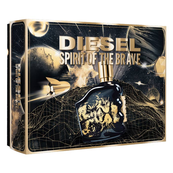 Diesel Spirit Of The Brave Gift Set for Father's Day gift guide