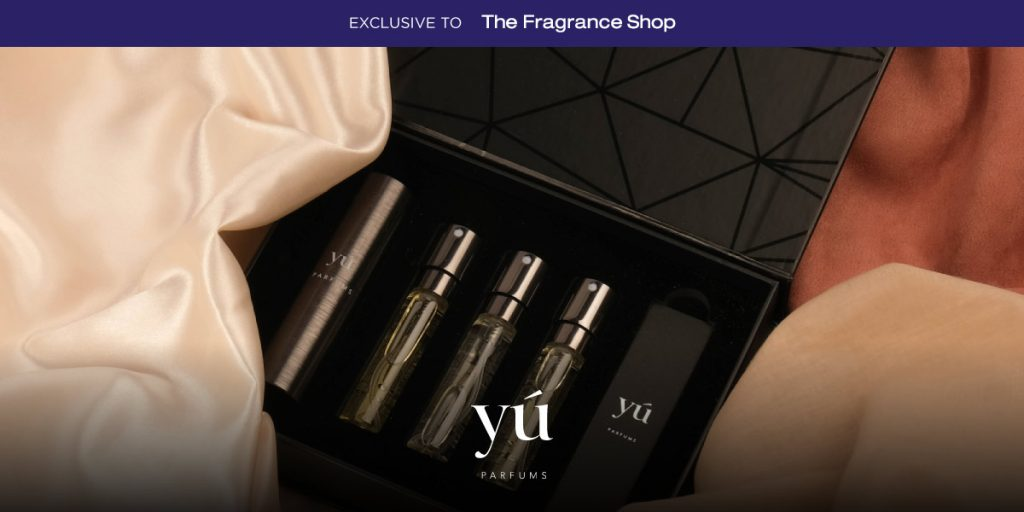 Shop niche perfumes Yú Parfums from The Fragrance Shop