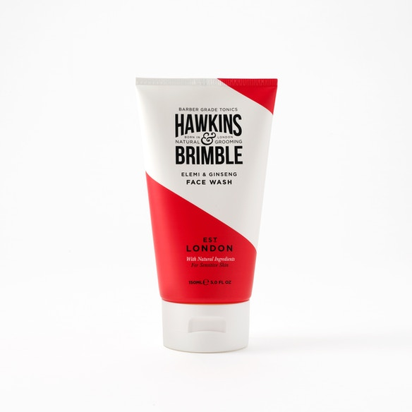 Shop best men's grooming products including Hawkins & Brimble Face Wash 150ml