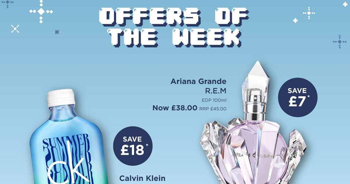 Shop the best Father's Day offers from Calvin Klein and Ariana Grande